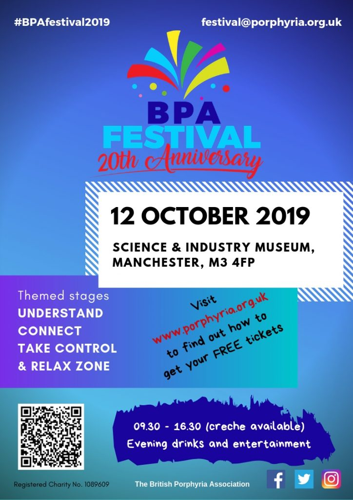 BPA 20th Anniversary Flyer